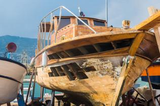 Boat Repair & Restoration